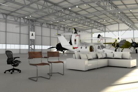 hangar-möbel